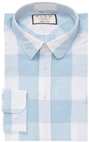Thomas Pink Richardson Checkered Classic Fit Dress Shirt