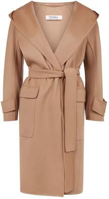 Max Mara Wool Cocoon Coat
