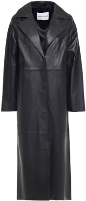 Stand Studio Melissa Leather Coat