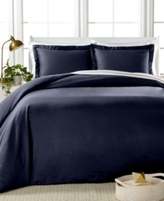 CLOSEOUT! Mason Queen 3-pc Duvet Sets, 800 Thread Count
