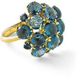 Ippolita Lollipop London Blue Topaz Bubble Ring