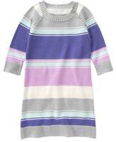 Crazy 8 Stripe Sweater Dress