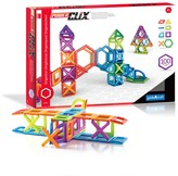 The Well Appointed House Guidecraft PowerClix Frames 100 Piece Set