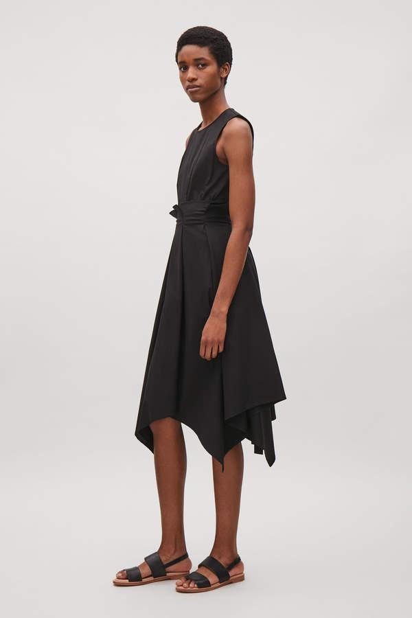 f15e405aad41 Pleated Dress Cos - ShopStyle