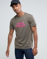 Cheap Monday Standard T-Shirt Doodle Logo