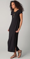 Maxi Slit Dress