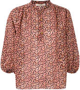 Vanessa Bruno floral printed blouse