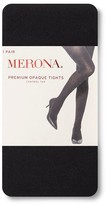 Merona Women's Premium Control Top Tights