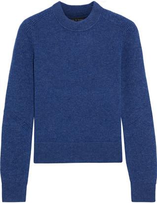 Rag & Bone Logan Melange Cashmere Sweater