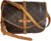 Louis Vuitton Saumur leather crossbody bag