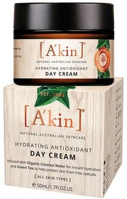 Akin A'Kin Hydrating Antioxidant Day Cream 50Ml