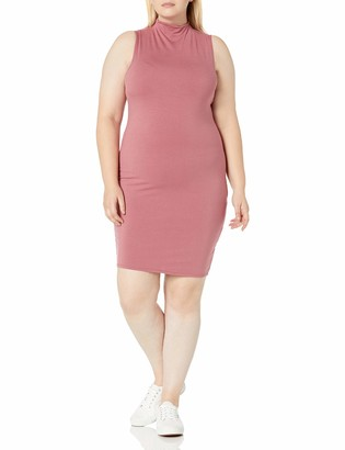 Forever 21 Women's Plus Size Mini Sleeveless Dress