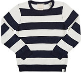Scotch Shrunk Striped Pullover Sweater