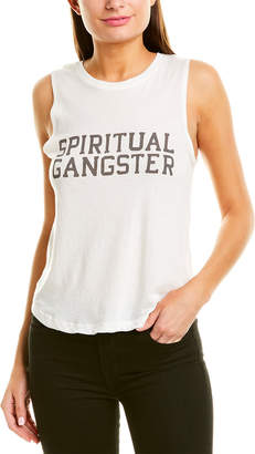 Spiritual Gangster Varsity Top