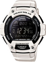Casio Solar Runner Large Case Watch WS220C-7B