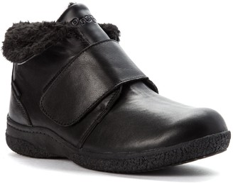Propet Women's Leather Cold Weather Boots - Harlow