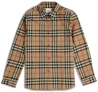 Burberry Kids Vintage Check Shirt (3-12 Years)