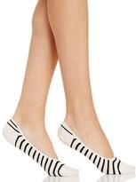 Kate Spade Jes Stripe Liner Socks
