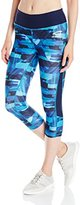 Skechers Active Women's Modern Art Geo Capri Legging