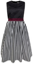 Disney Pirates of the Caribbean Striped Dress for Women