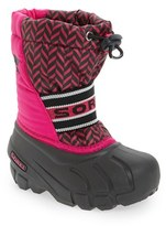 Sorel Kid's 'Cub' Water Resistant Snow Boot