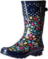 Western Chief Girls Youth Rain Boot