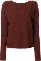 Fabiana Filippi knitted top