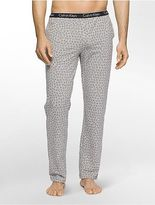 Calvin Klein Mens One Pajama Pant Underwear