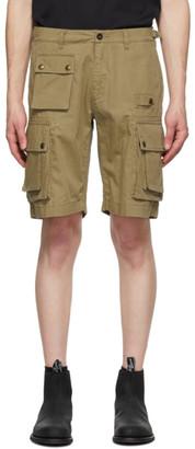 Belstaff Beige Castmaster Shorts