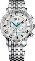 HUGO BOSS 1513322 elevated classic stainless steel watch