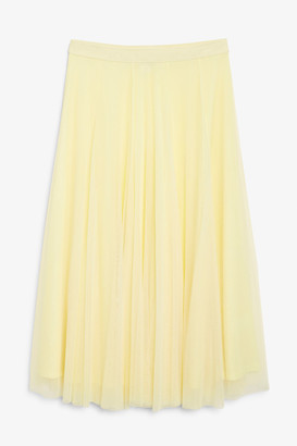 Monki Tulle skirt