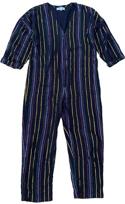 Apiece Apart Multicolour Cotton Jumpsuits
