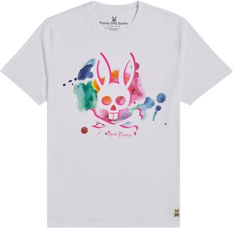 Psycho Bunny Gratton Graphic Tee
