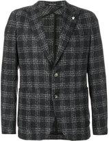 Tagliatore checked jacket