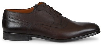 Bally Lauron Leather Oxford Dress Shoes