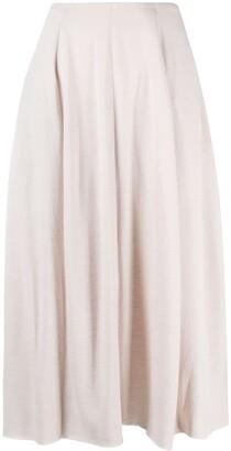 Gentry Portofino High-Waisted Swing Skirt