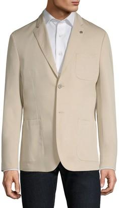 Michael Kors Slim-Fit Stretch Blazer