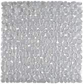 Aqualona Clear Pebbles Shower Mat