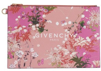 Givenchy Iconic medium printed clutch