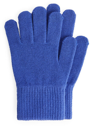 Arket Organic Cotton Blend Gloves