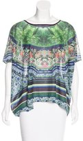 Clover Canyon Digital Print Knit Top