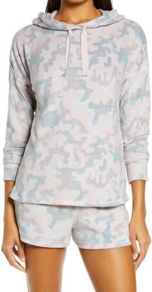 Emerson Road Hoodie & Shorts Pajamas
