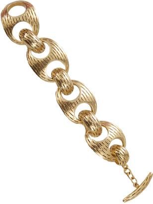 Vaubel Chunky Ridge Chain Bracelet