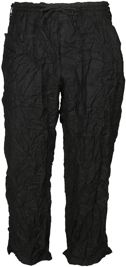 Y-3 Ruched Track Pants