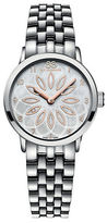 88 Rue du Rhone Ladies' Stainless Steel Watch with Mother of Pearl Rosette Dial