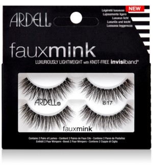 Ardell Faux Mink Lashes 817 2-Pack