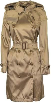 Burberry Detachable Hood Econyl Trench Coat