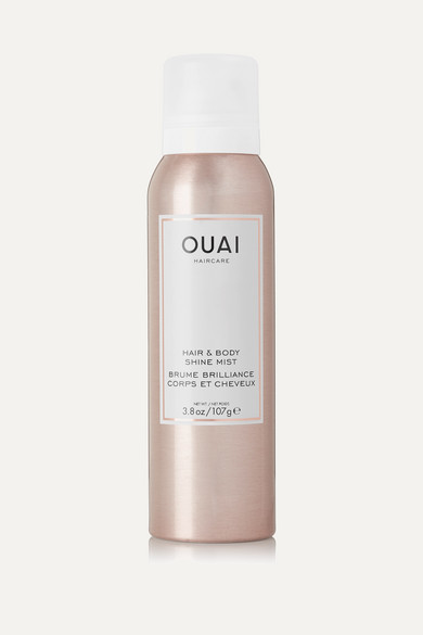 Ouai Hair And Body Shine Mist, 107g - Colorless