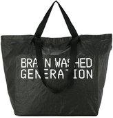 Undercover Braiwashed Generation tote