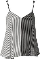 Topshop Mixed Stripe Camisole Top